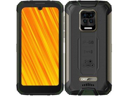 Mobilní telefon Doogee S59 PRO Dual SIM - zelený