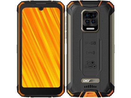 Mobilní telefon Doogee S59 PRO Dual SIM - oranžový