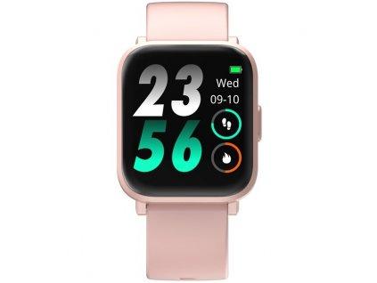 Chytré hodinky Sponge Watch One - růžový