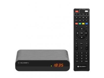 Set-top box GoGEN DVB 142 T2 PVR