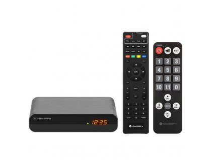 Set-top box GoGEN DVB 143 T2 SENIOR