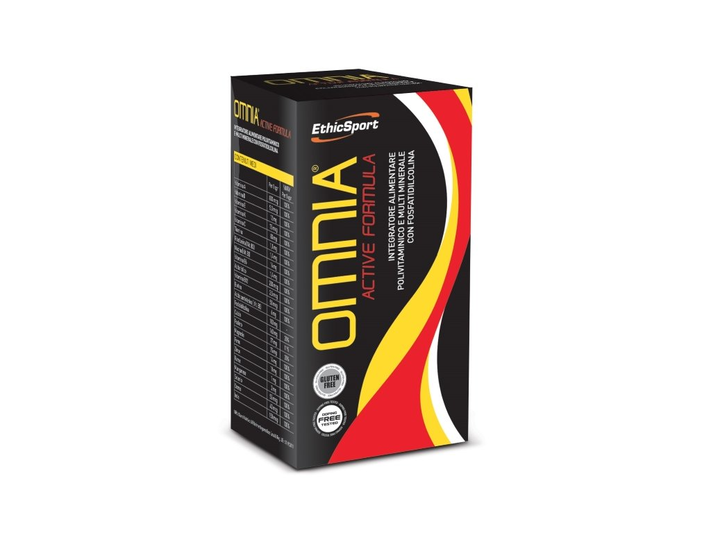 OMNIA Active Formula package
