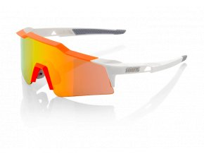 Speedcraft White Orange Short