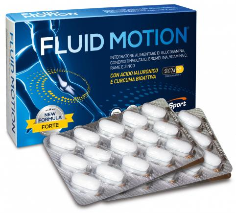 EthicSport FLUID MOTION FORTE 30 tablet
