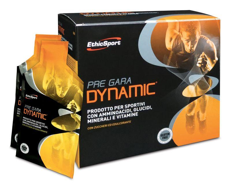 EthicSport PRE GARA DYNAMIC 20x15,3 g
