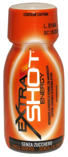 EthicSport EXTRASHOT ENERGY 60 ml