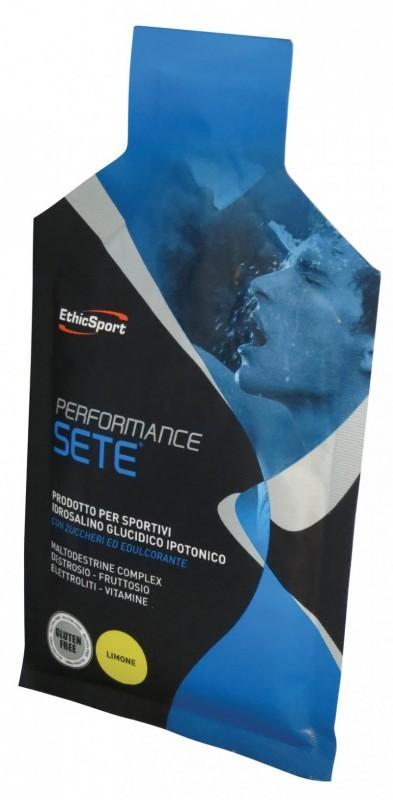 EthicSport PERFORMANCE SETE Balení: sáček 22 g (citron)