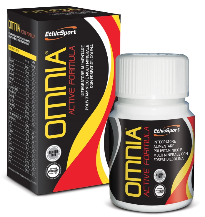 EthicSport OMNIA® Active Formula 45 tablet
