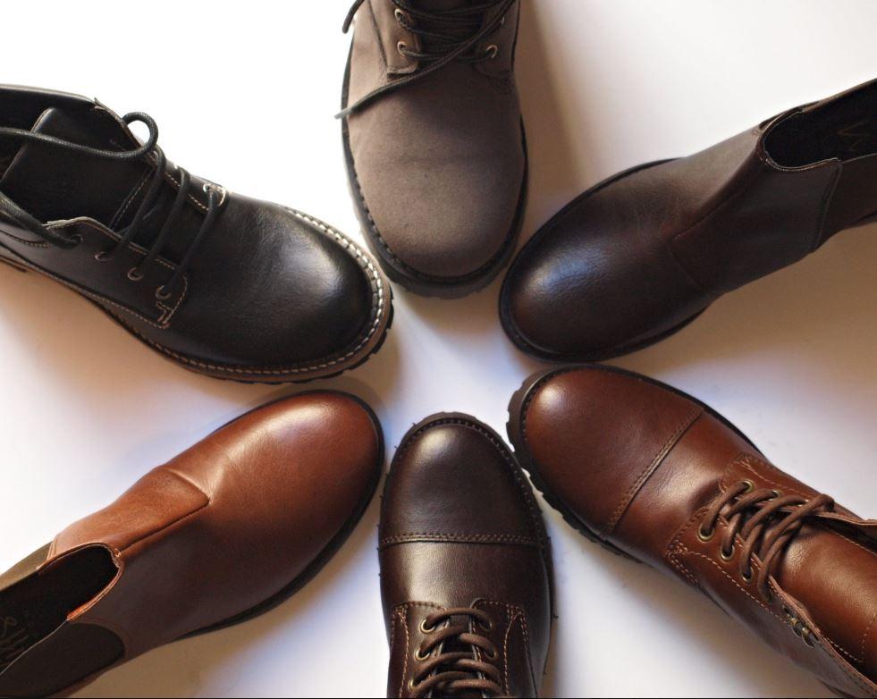 Proč u nás nenajdete boty z klasické kůže?