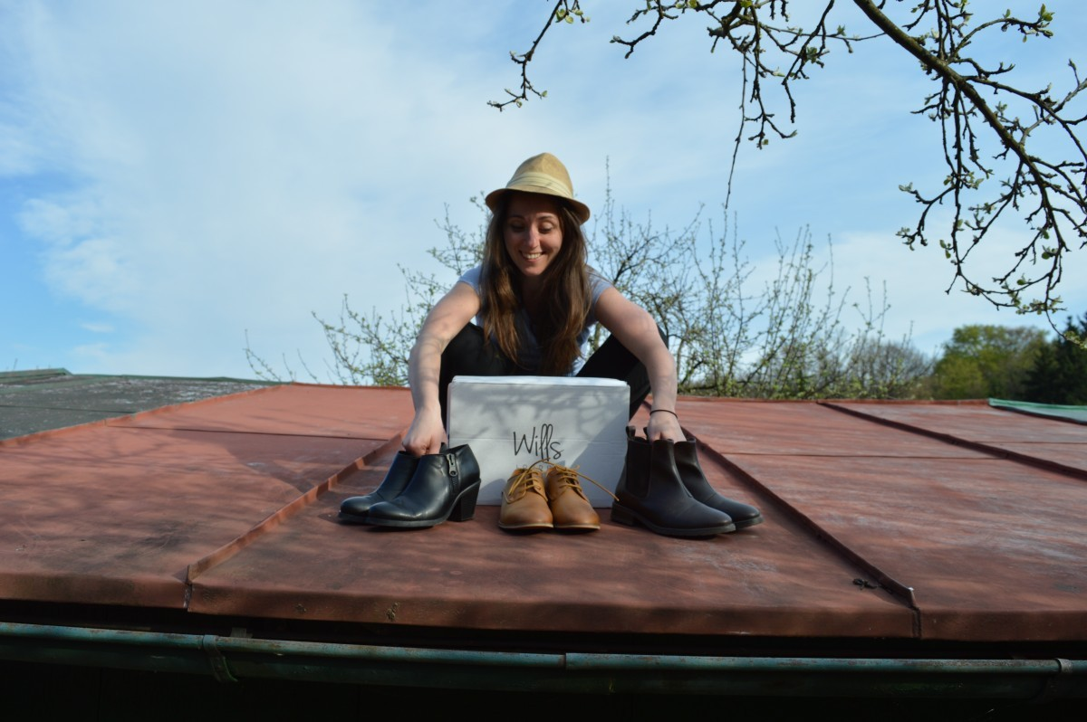 Vegeboty na streche