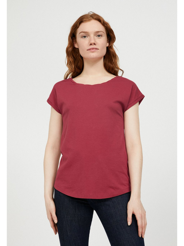 "Dámské růžové tričko ""LAALE rosewood"""