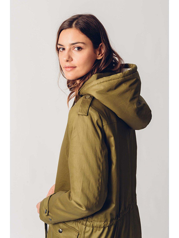 jacket organic cotton laratz skfk wjc00267 k7 f2b