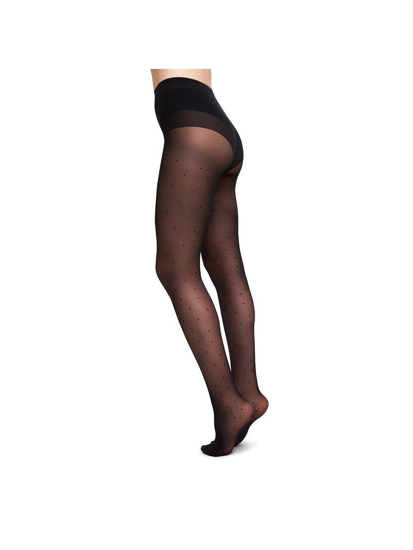 doris dots tights black patterned stockings swedish stockings xs 705808 1000x