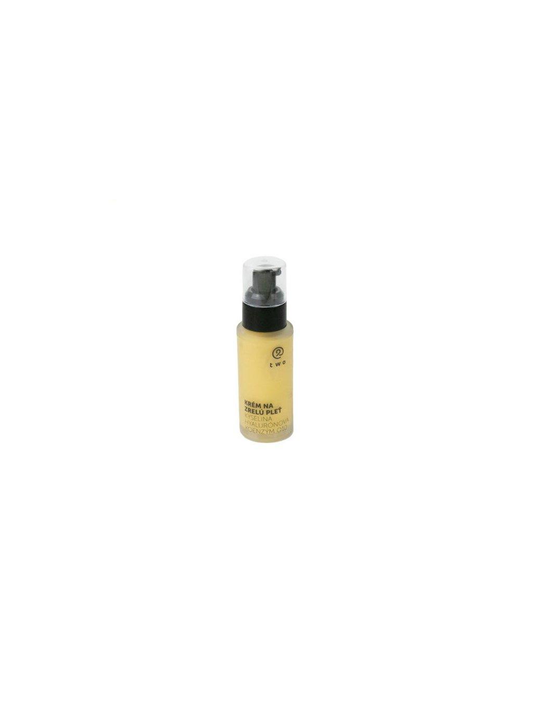 Two Cosmetics Krém pro zralou pleť 50ml (s kyselinou hyaluronovou a koenzymem Q10)