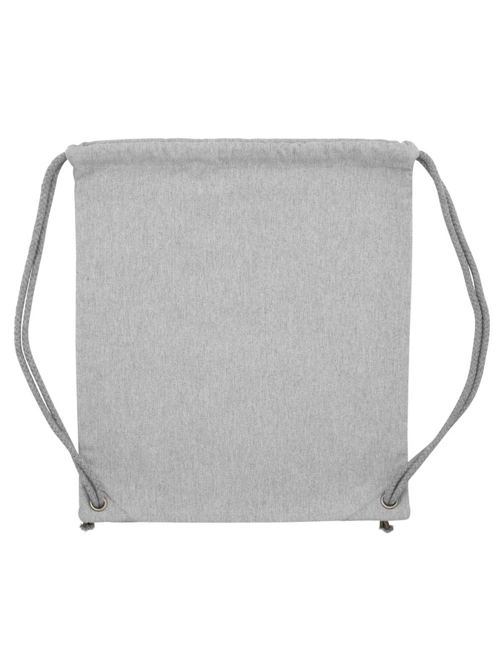 Gym Bag Heather Grey Packshot Front Main 0
