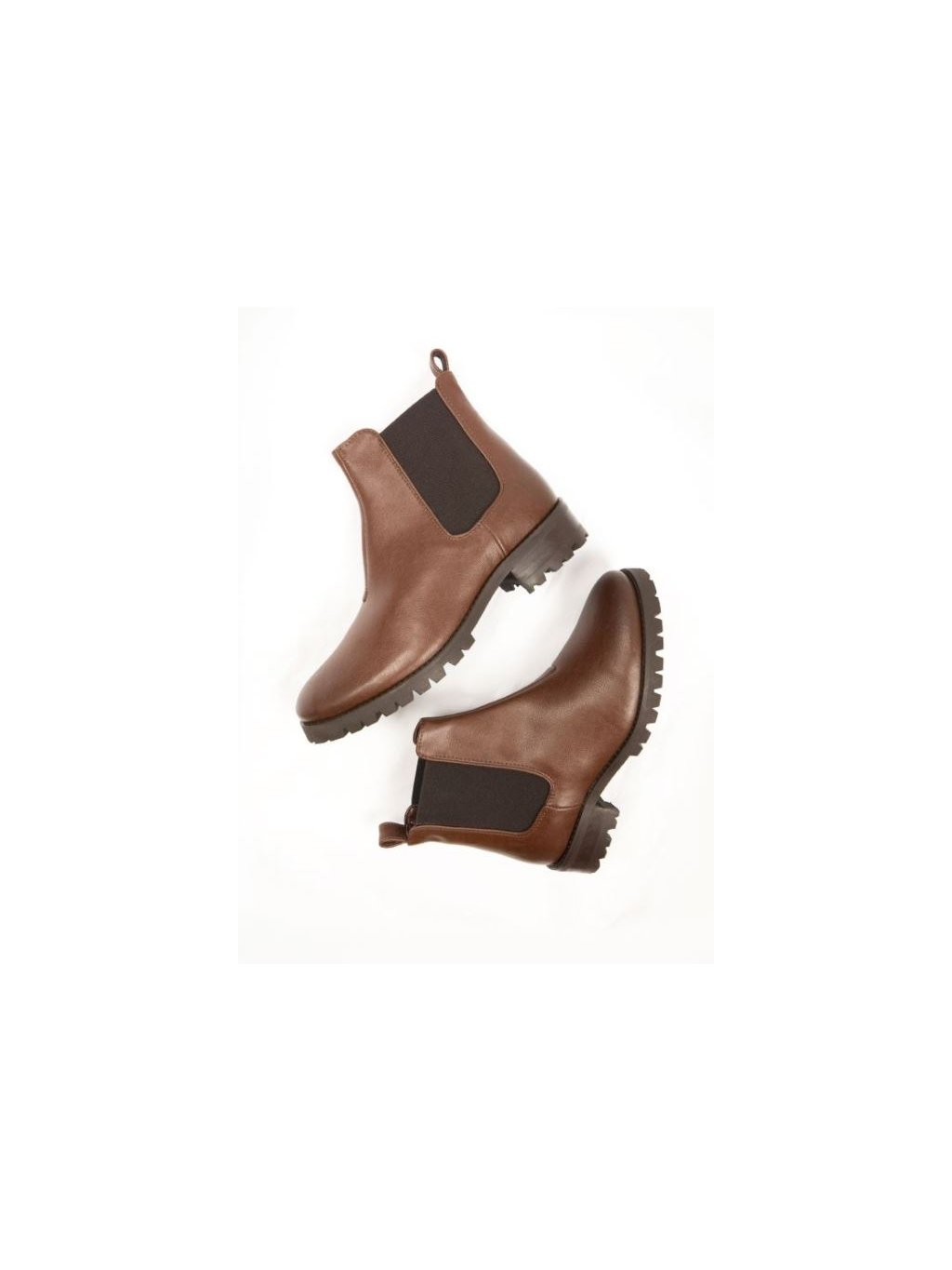 Dock Boots chestnut 1