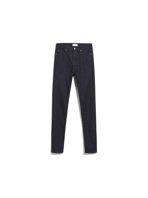"Dámské modré slim fit džíny ""TILLAA RINSE"""