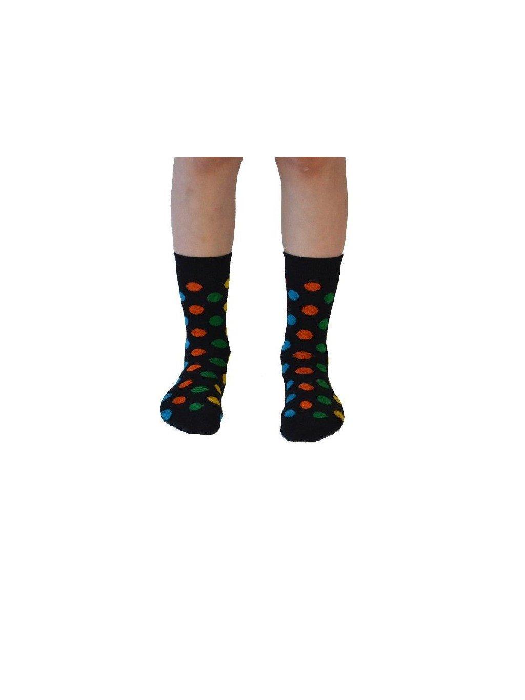 """Dětské ponožky z biobavlny """"Sundberg"""""""