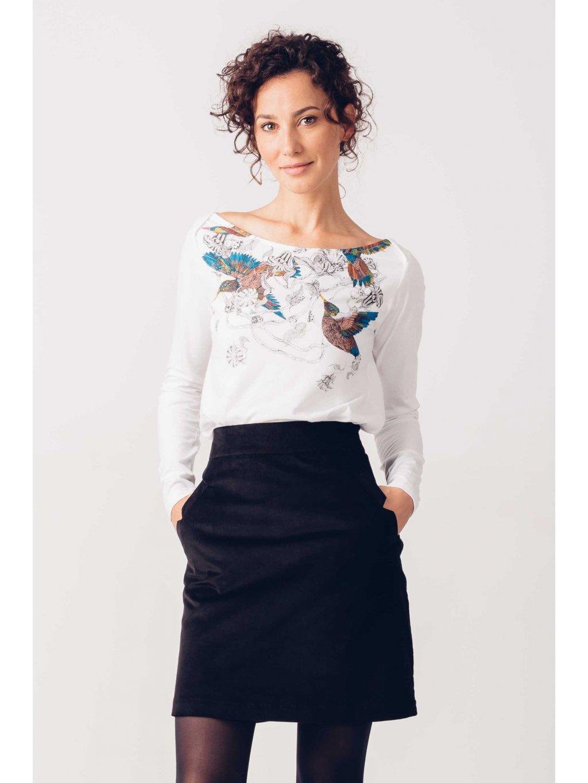 skirt organic cotton redene skfk wsk00390 2n ofb
