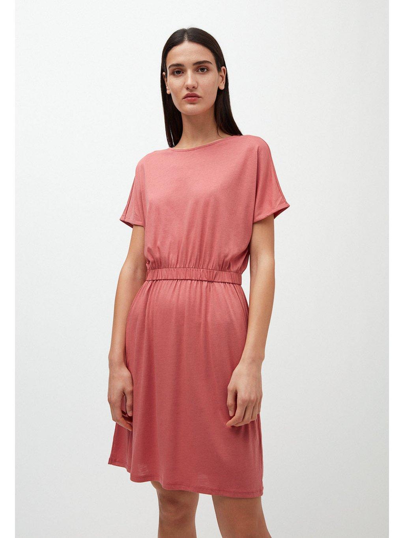 "Dámské růžové šaty ""TADINAA cinnamon rose"""