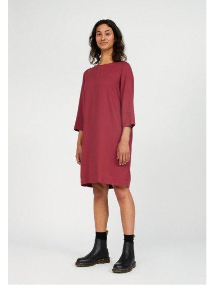 """Dámské růžové šaty """"VADELMAA rosewood"""""""