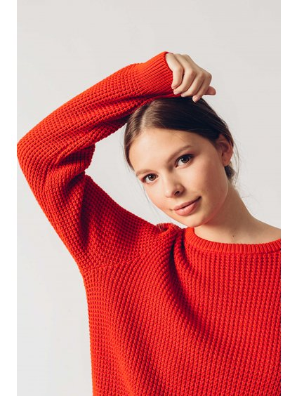sweater organic cotton iradi skfk wsw00427 n5 ofb