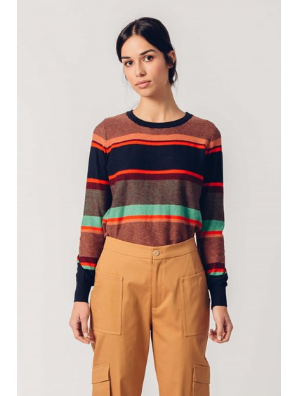 sweater organic cotton iradi skfk wsw00450 b9 ofb