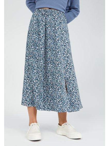 """Dámská sukně se vzorem """"KATINKAA PRIMROSE foggy blue"""""""