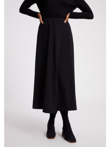"""Dámská černá sukně """"JOLAA black"""""""