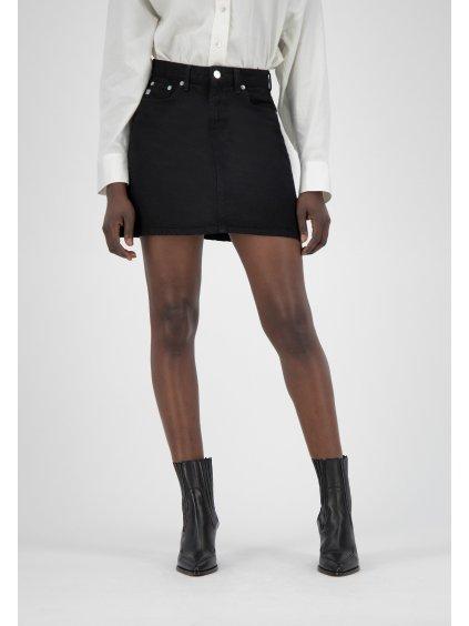 Woman Ethical Jeans Sophie Rocks Dip Black Halffront 2000x