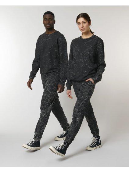 Mover Splatter G. Dyed Black Splatter Duo Front Main 0