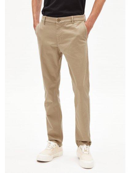"""Pánské béžové chino kalhoty """"AATO light sand beige"""""""