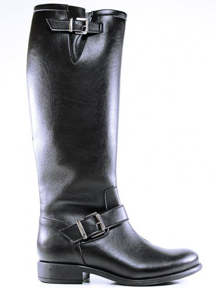 Knee length black 6