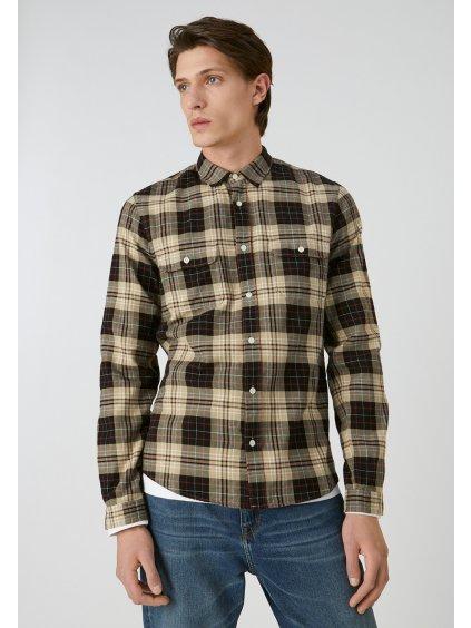 """Pánská košile """"NAARSA CHECK"""""""