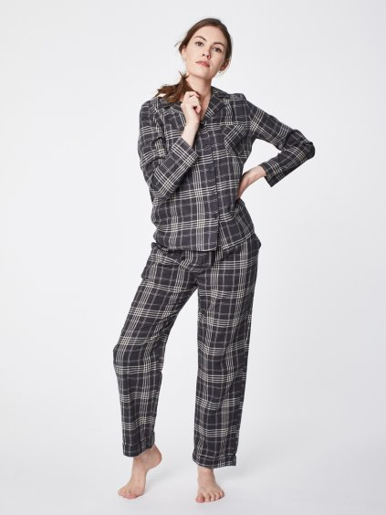 wwb3842 yarn dye check wwb3842 yarn dye check chena check organic cotton pajamas 0002.jpg