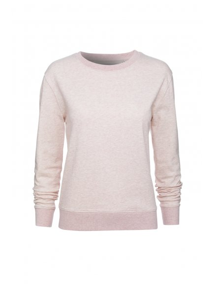 P W052 ST Hides Cream Heather Pink Front