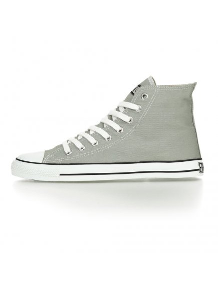 ethletic fair trainer white cap hi cut urban grey