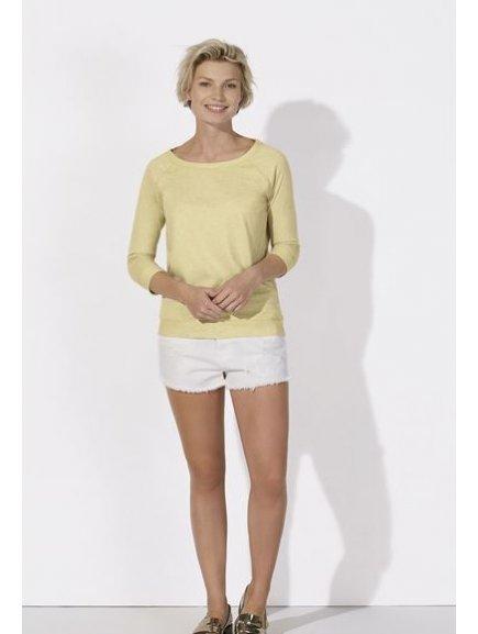 Stella Amazes Tencel heather yellow
