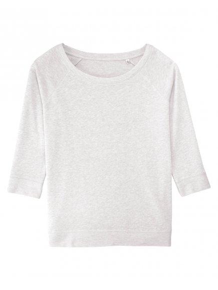 Stella Amazes Tencel Cream Heather Grey Packshot Front Main 0