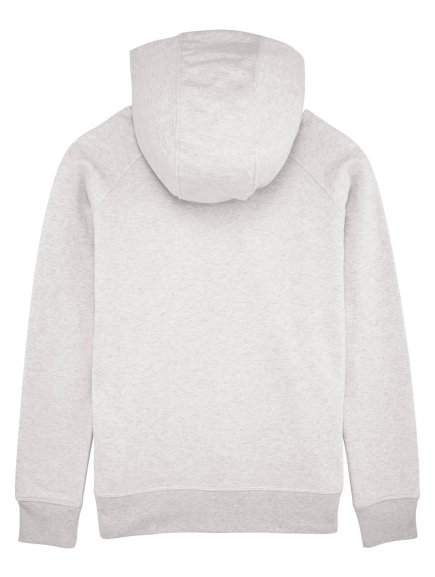 P W137 ST Says front Heather Grey