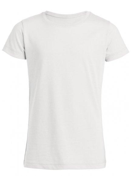 """Dětské tričko pro holky """"Mini Stella Draws"""" bílé"""