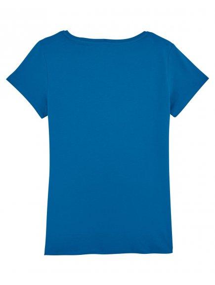 Stella Wants modrá melírovaná Mid Heather Blue