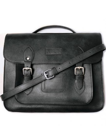Satchel black 1