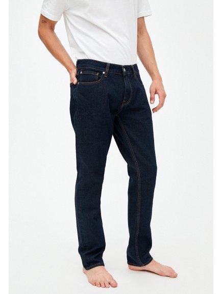 """Pánské tmavě modré džíny z biobavlny """"Dylan Rinse"""""""