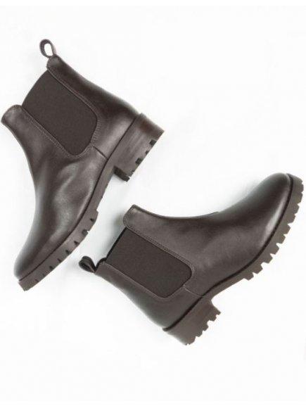 Dock Boots dark brown 1