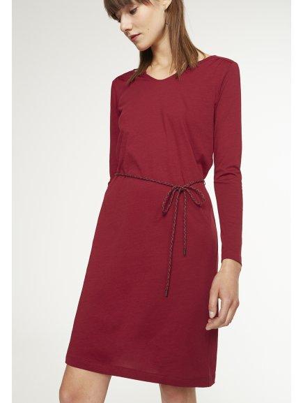 """Dámské červené šaty """"Mira"""""""