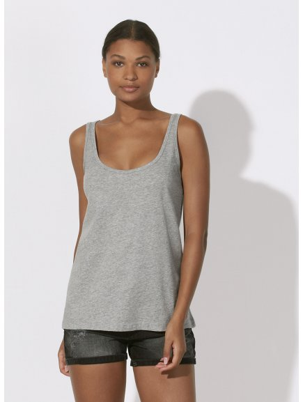 Z W035 ST Wishes FRONT Heather Grey