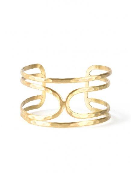 bracelet echocuff gold