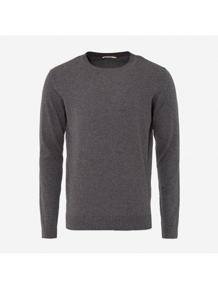 """Pánský šedý svetr z biobavlny """"Taro"""""""