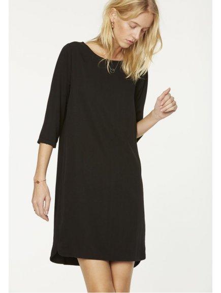 """Dámské černé šaty """"Fianna"""""""